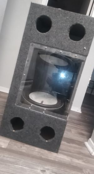 Subwoofer for Sale in Fort Worth, TX