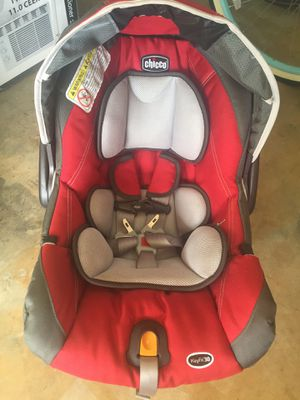 Chico Car Seat No Base for Sale in Port St. Lucie, FL