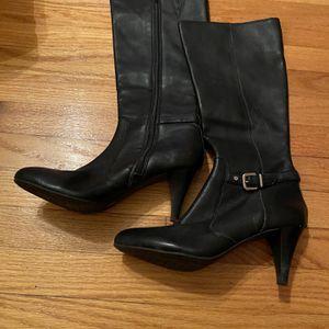 Antonio Melani Sz8.5 Soft Leather Boots for Sale in Daytona Beach, FL