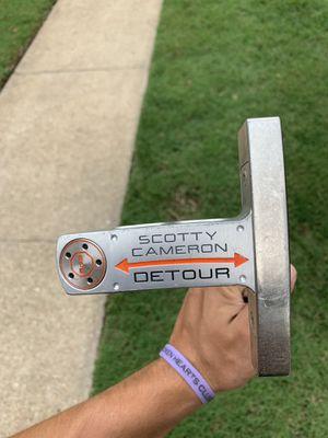 Scotty Cameron Detour Putter for Sale in Virginia Beach, VA