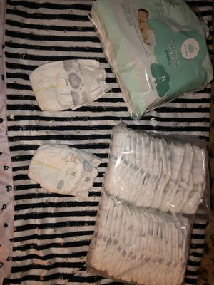 Newborn Diapers for Sale in Fresno, CA