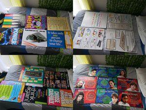 23 Motivational Computer CTE Teacher Classroom Posters supplies for Sale in Arlington, TX