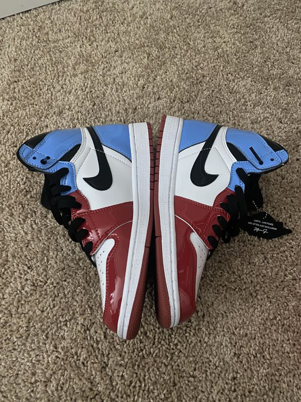 Nike Air Jordan 1 Fearless Mens Size 7 No Box NO TRADES