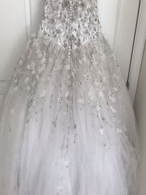 Morilee Bridal Wedding Dress by Madeline Gardner for Sale in Jessup, MD
