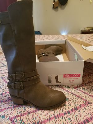 Brownie boots for Sale in Bryan, TX