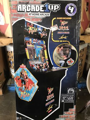 ARCADE1UP AT HOME ARCADE WITH 4 games for Sale in Anaheim, CA
