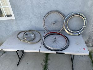 Bmx parts , old , mid and new school for Sale in San Diego, CA