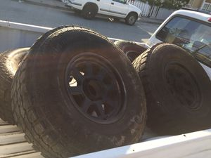 """Rims and tires 30"""" for Sale in Seaside, CA"""