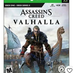 Xbox One Assassin's Creed Valhalla Game for Sale in Aloha, OR