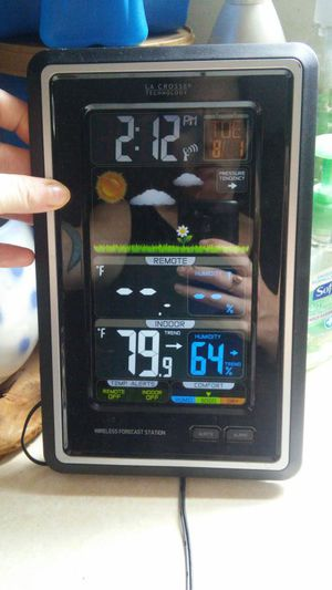 LA Crosse Technology weather forecast station for Sale in Damascus, MD