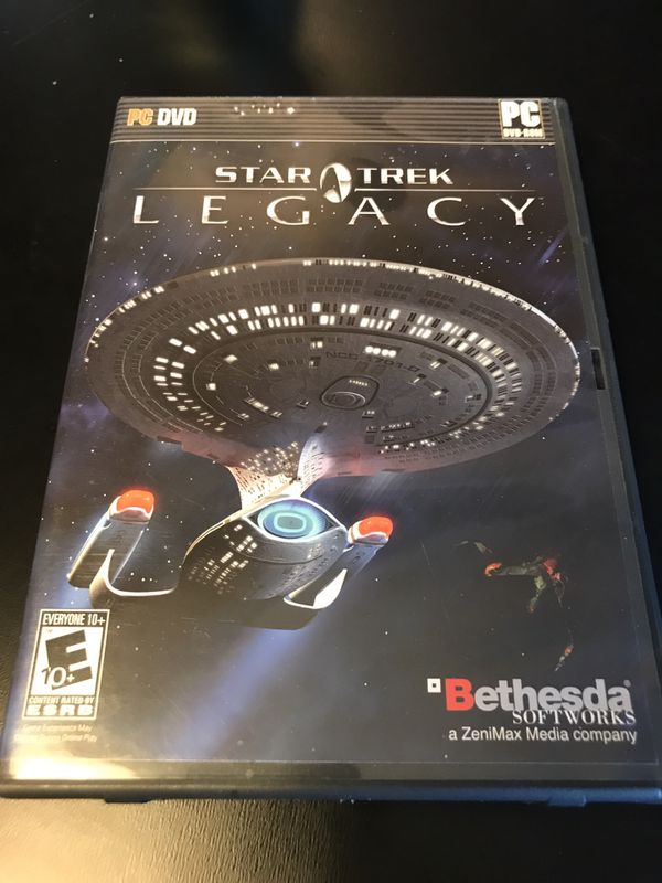 Star Trek: Legacy - PC Game