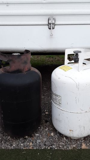 2 propane tanks for Sale in Fort Worth, TX
