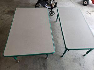 Tables w/ adjustable legs for Sale in Casa Grande, AZ