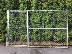 Fence sections with gate for Sale in Everett, WA