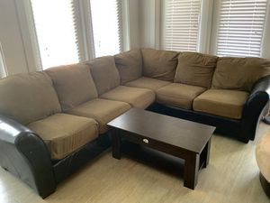 Sectional couch - Ashley Furniture for Sale in Dallas, TX