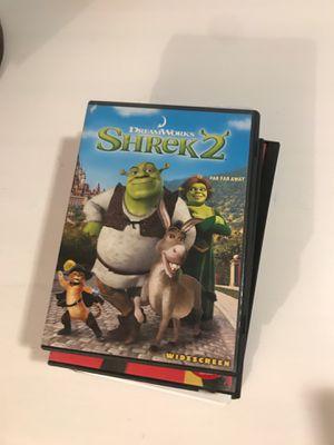 Shrek 2 DVD for Sale in Scottsdale, AZ