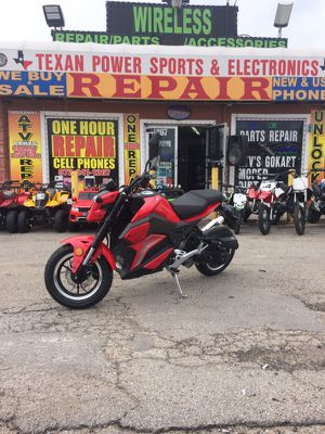 2017 SXR 50cc Sporty Moped for Sale in Dallas, TX