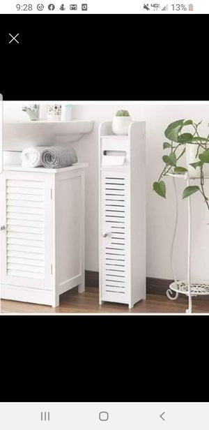 Small bathroom storage for Sale in New Kensington, PA