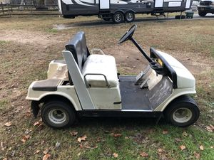 Yamaha gas golf cart for Sale in Millington, MD
