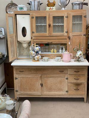 Hoosier cabinet for Sale in Pontotoc, OK