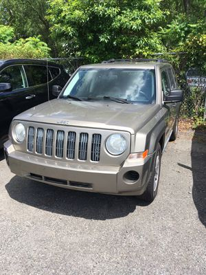 2008 Jeep Patriot for Sale in Somerdale, NJ