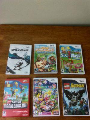Wii games for Sale in Largo, FL