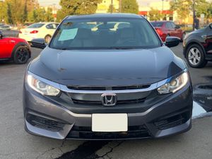 2016 Honda Civic EX ...2.0 Liter 4 Cylinder that offers 158hp for Sale in South Gate, CA