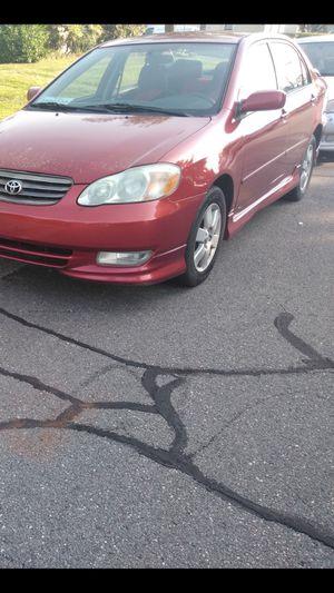 2003 Toyota Corolla for Sale in Manassas, VA