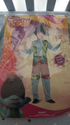 Trolls boy costume size 3t - 4t for Sale in Miami, FL
