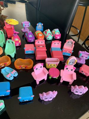 Shopkins 48 pieces $60 for all or best offer for Sale in Fontana, CA