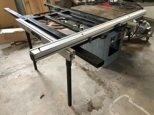 Excalibur by Somerville Design panelwork sled extension for Table Saws 600$ OBO for Sale in Wayland, MA