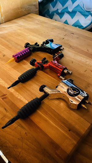 Power supply, equipment, clip cord, pedal, Gunn for Sale in Oklahoma City, OK