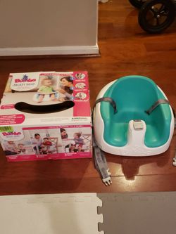 Bumbo Seat Baby Toddler with box for Sale in Vienna,  VA