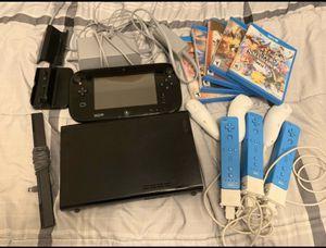 Nintendo Wii U Bundle for Sale in San Diego, CA