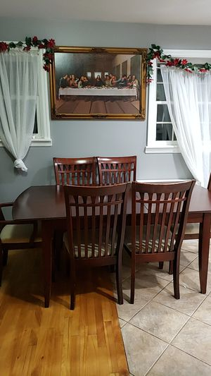 Dining table for 6 for Sale in Yonkers, NY