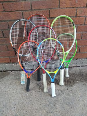 Tennis rackets and bag for Sale in Austin, TX