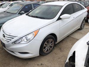 2010 - 2014 Hyundai Sonata (Parting Out) for Sale in Dallas, TX