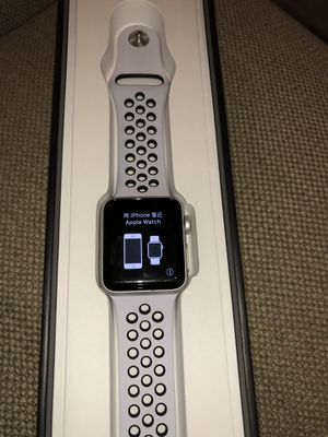 Apple Watch Series 3 38mm for Sale in Morrisville, NC