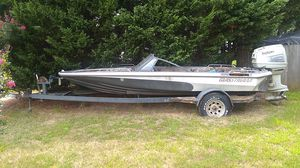 Bass boat had for project never completed it has 140 horsepower Suzuki motor asking $650 for Sale in Anderson, SC