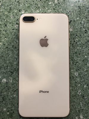 iPhone 8 Plus trade for iPhone X (unlocked) for Sale in Federal Way, WA