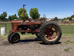 Farm all tractor for Sale in Chandler, AZ