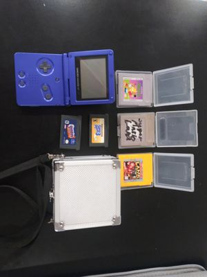 Nintendo Gameboy Advanced SP for Sale in Issaquah, WA