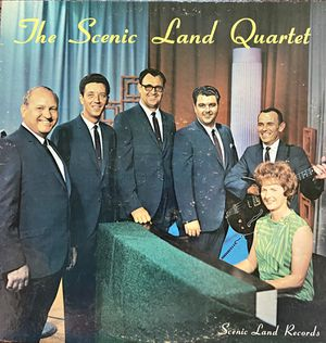 "Scenic Land Quartet ""Welcome to God's World"" Vinyl Album $5 for Sale in Ringgold, GA"