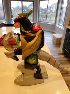 Power ranger, roars/lights up for Sale in Shelby Charter Township, MI