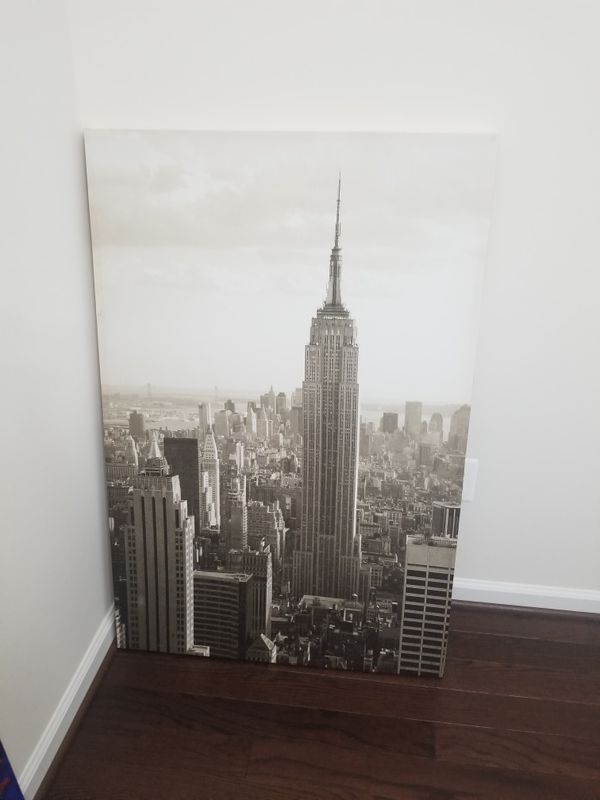47 inches tall canvas picture