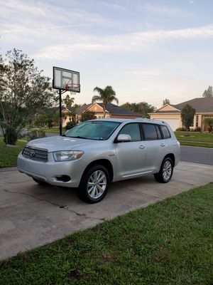 2009 TOYOTA HIGHLANDER HYBRID 1-Dueño 3 Filas for Sale in Orlando, FL