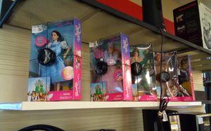 Wizard of oz Barbie dolls for Sale in Smyrna, TN