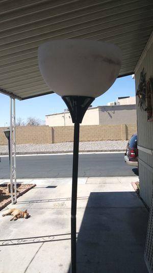 Tall floor lamp. for Sale in Las Vegas, NV