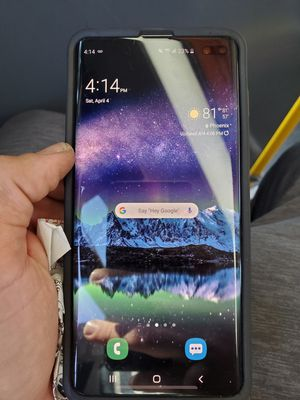 Samsung galaxy s10 plus for Sale in Glendale, AZ