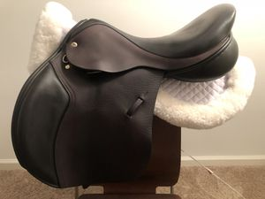 Black Country saddle Ricochet for Sale in West Palm Beach, FL
